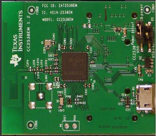 Texas Instruments CC2538