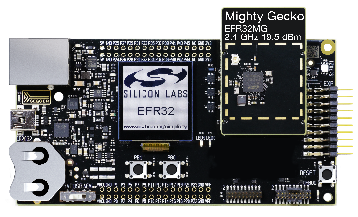 सिलिकॉन लैब्स EFR32MG13
