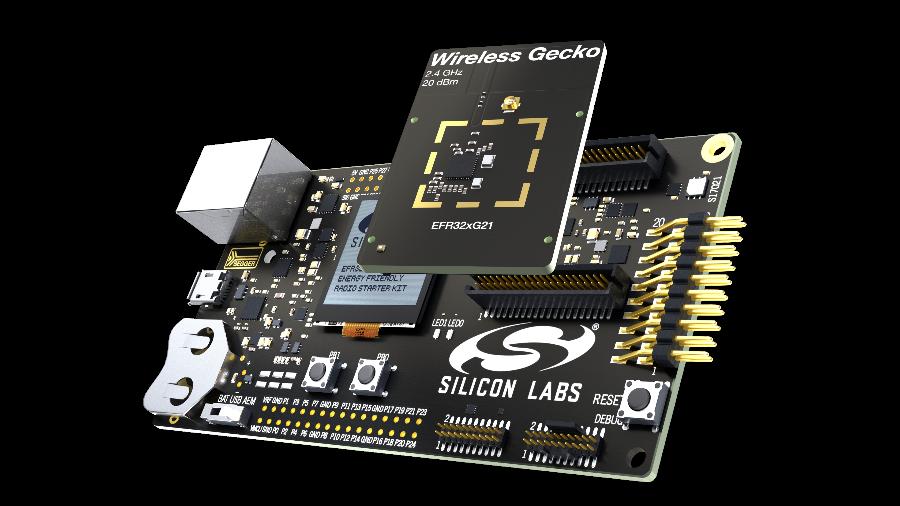 सिलिकॉन लैब्स EFR32MG21