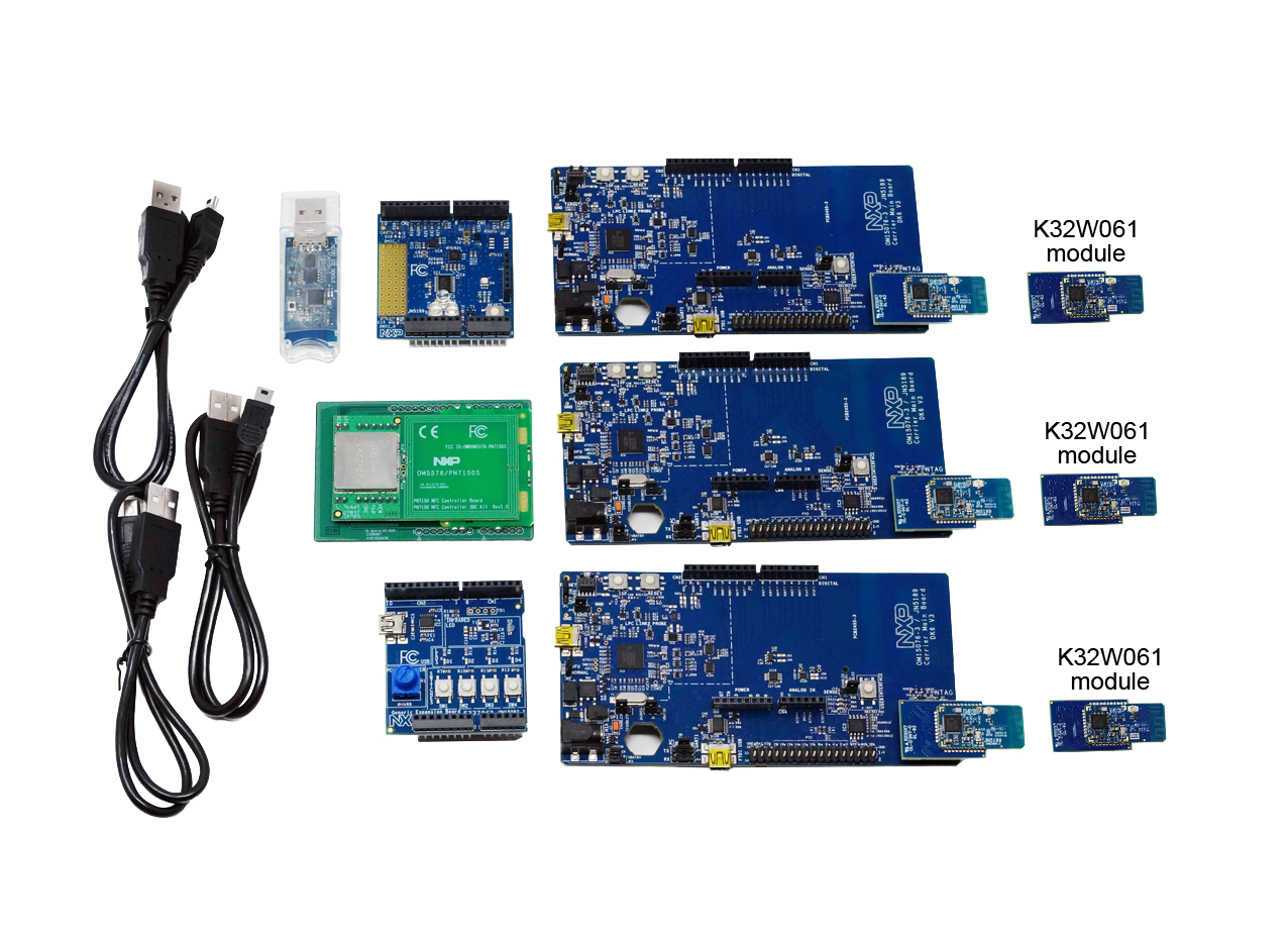 NXP K32W061 / 41
