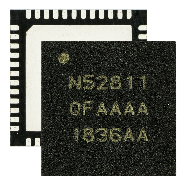 Semiconductor nórdico nRF52811