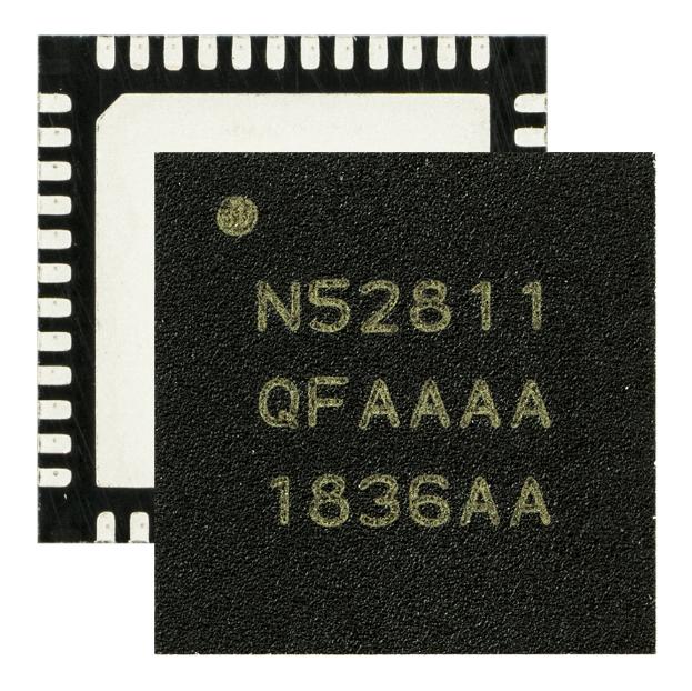 מוליכים למחצה נורדית nRF52811